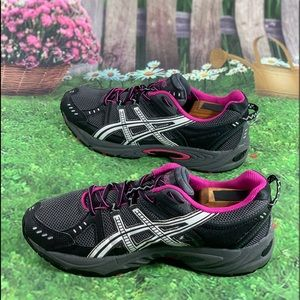 Asics Gel-Venture 3 Women Running Trail Shoe T26CQ